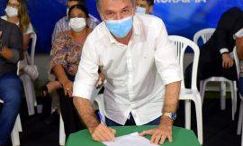 Governador sanciona Lei que regulariza área do Distrito Industrial