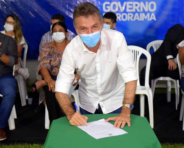 You are currently viewing Governador sanciona Lei que regulariza área do Distrito Industrial