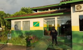 PF faz operação após desvios de R$ 4 milhões no combate à Covid-19 em Rorainópolis