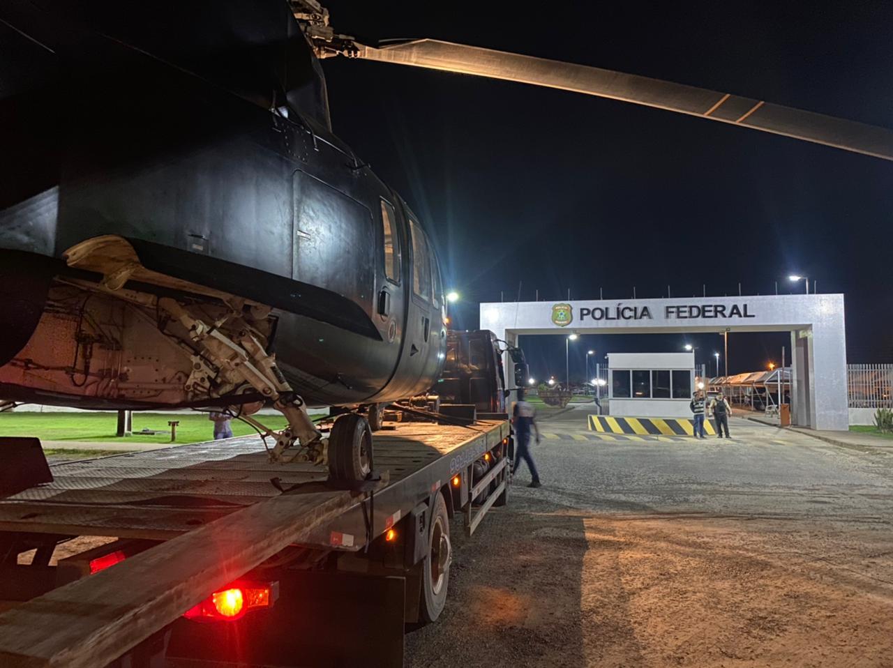 You are currently viewing Garimpeiro é preso e helicópteros são apreendidos em operação da PF