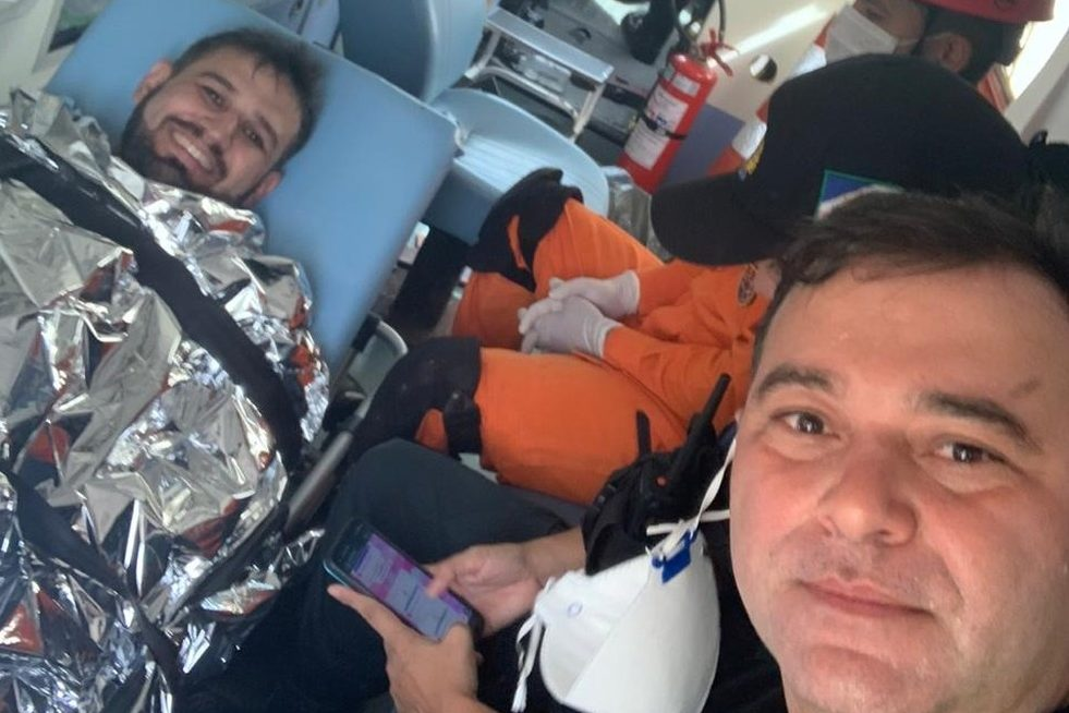 You are currently viewing Operação prende suspeitos de sequestro do jornalista Romano dos Anjos