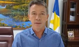 Em vídeo, Denarium pede que caminhoneiros liberem a BR-174