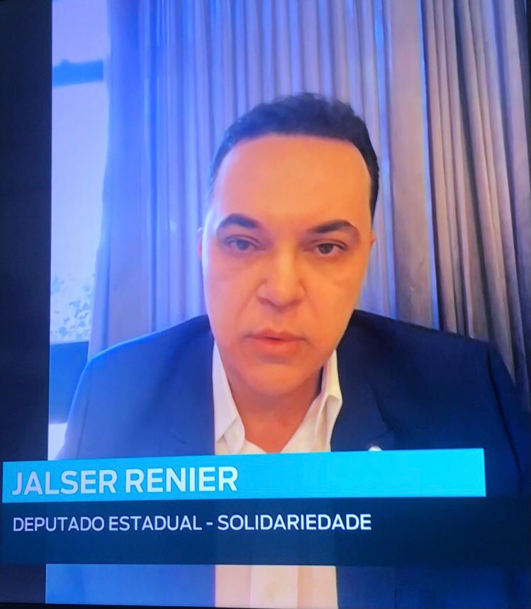 You are currently viewing Jalser se defende de acusações e afirma ser alvo de conspiração política