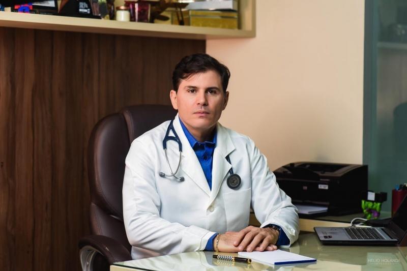 You are currently viewing Médico Alexandre Salomão deixa cargo de adjunto da Sesau